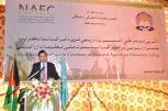 Deputy Minister of MoE, Mr. Raheel Formoli